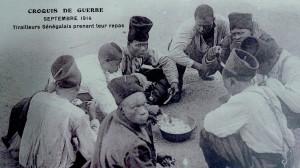 1. Repas des tirailleurs, sept 1914-compressé