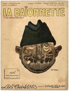 Baïonnette-cuistots