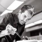Laurent Peugeot en cuisine ©Laurent_Peugeot