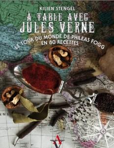 A table avec Jules Verne, Agnès Viénot
