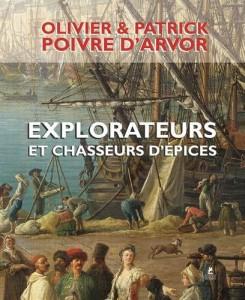Explorateurs et chasseurs d'épices, détail d'une peinture de Claude-Joseph Vernet, l'intérieur du port de Marseille, Bridgeman Images