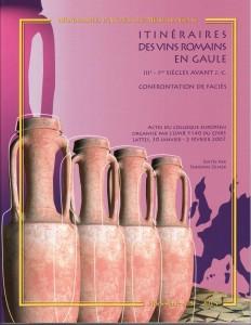 Itinéraire-vins-romains-Gaule