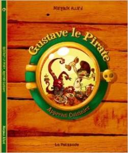 Gustave le pirate apprenti cuisinier