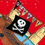 Jolly Roger rouge