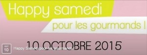 Happy Samedi evenement