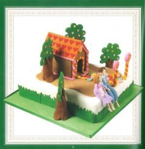 Fairy tale cakes Noga Hitron