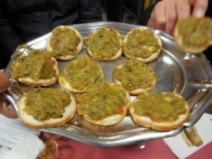 canapé-aubergine