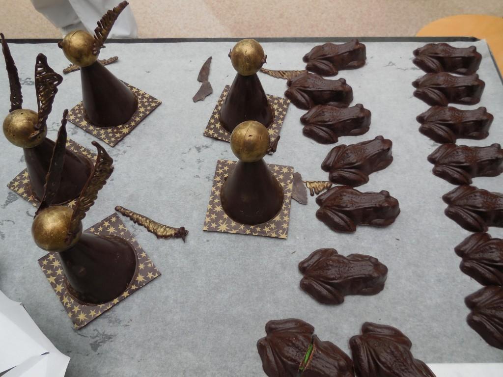 Chocogrenouilles