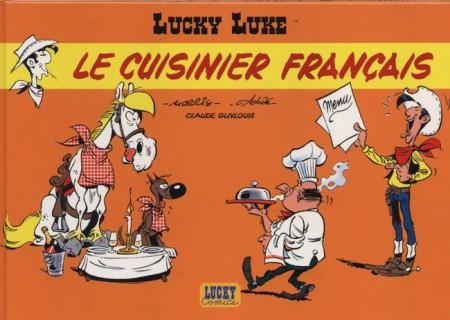 Cuisinier-francais---LuckyLuke