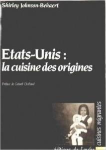 La cuisine des origines