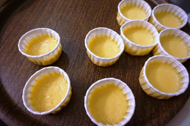 Crème bachique par Mathieu Munier, d'après la recette de Menon