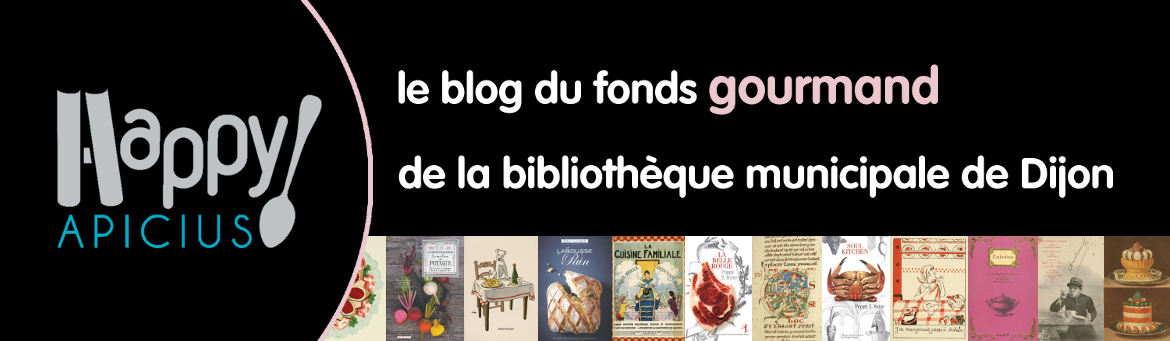 Happy Apicius, Le blog du fonds gourmand